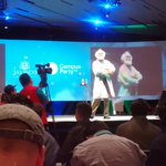 Mi mejor momento en #CPMX6 fue la conferencia de John Cohn #CPMX7 http://t.co/NGeq9DsLBP
