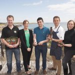 Our New seafood trail launched with @BordIascMhara on @wildatlanticway Taste the Atlantic..  http://t.co/Hmy8m0MMyn http://t.co/s3A2qGqPce