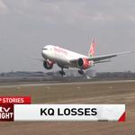 Mayday! Mayday! Kenya Airways flying on empty with biggest profits crash #NTVTonight @MarkMasai #KQLoses http://t.co/QoPkiXOQvx