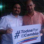 ¡Vamos #TodosPorElCambio a lograr la victoria el 6D y abrir las puertas del cambio para Venezuela! http://t.co/FI8UdpkBA6