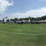 2015 Training Camp is underway! #CowboysCamp http://t.co/ClEE4Faf8K