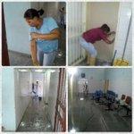 AHORA   Limpieza de arrastre en #AmbulatorioDeSanMateo municipio Bolívar #EspaciosDignos @TareckPSUV @NicolasMaduro http://t.co/oL7DpjPb4S
