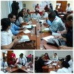 @MPPSalud_Vzla/Misión Cubana en Mesas de trabajo en Corposalud para potenciar la salud. @TareckPSUV @NicolasMaduro http://t.co/FQhQm8biEj