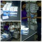DOTACIÓN   Hoy entrega de glucometros a la DMS Sucre y Hospital José María Vargas @TareckPSUV @NicolasMaduro http://t.co/UG5oNiEHWk