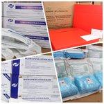 DOTACIÓN   Primera parte 231.754 unidades de Material Médico Quirúrgico del @MPPSalud_Vzla @TareckPSUV @NicolasMaduro http://t.co/1mvWk7OV1C