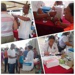 HOY   #JornadaIntegralDeSalud beneficiando al pueblo de La Nueva Julia #MunicipioSantiagoMariño @TareckPSUV http://t.co/cFv4mY4syH
