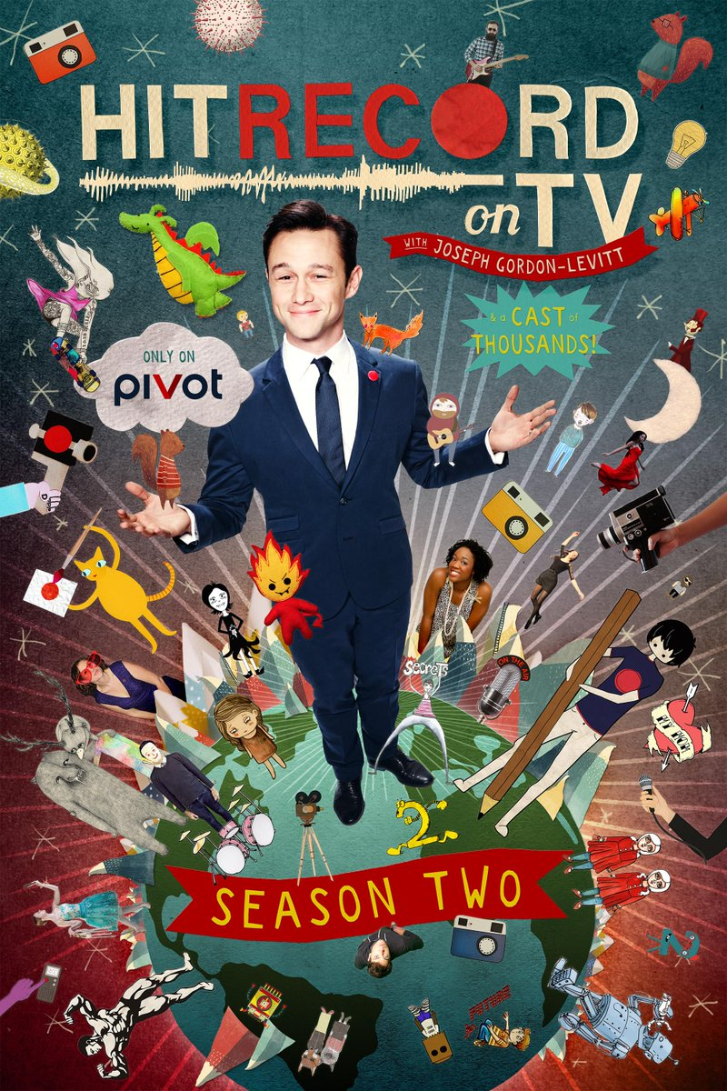 RT @EW: Have questions for @hitRECordJoe about his show on @Pivot? Ask here—he may answer on our Snapchat (username EWsnaps)! http://t.co/4…