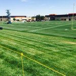#Broncos practice fields ready for training camp http://t.co/iHGDlgwFVk