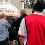 Laadun tuntee jonosta. #vaakonnakki #grilli #Tampere http://t.co/Pz2kgmQpJ3