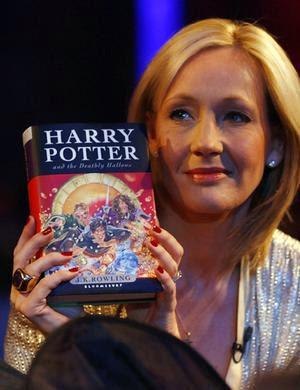 Happy Birthday to and Harry Potter!