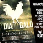Promoção! Assista ao documentário O Dia do #Galo no Cineart Paragem e concorra a dois mini-posters do filme http://t.co/jZJ6LvdItv