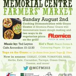 See @AtomicaChef Grace this Sunday, 11AM @MCFM303 for tips & tricks on dough & grilling pizza #yumgk #ygk #ygksummer http://t.co/ucL8yMKwM3