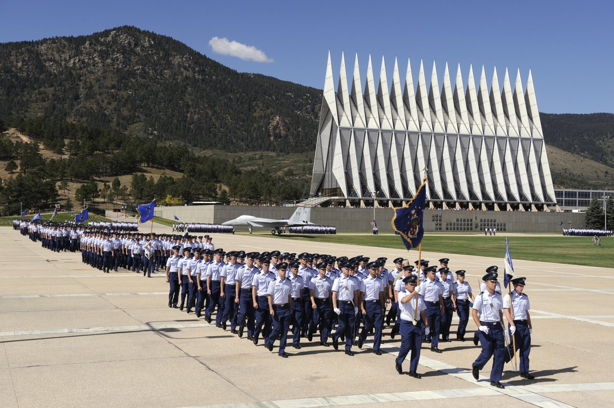 #USAFA was named one of the country's top colleges today by @Forbes! http://t.co/TbiUu6KBFm #youracademy http://t.co/Cwou889YZB