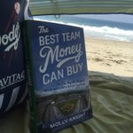 Beautiful beach day for some reading! ☀️ @Dodgers @molly_knight http://t.co/VmcKIDV1sa
