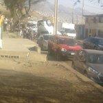 #antofagasta lima esq/ buenos aires. Volcamiento. Niño conduciendo http://t.co/42Q1uNc7Cd
