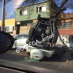 #Antofagasta volcamiento de vehículos menor en calle Oviedo Cavada con Lima Precaución... http://t.co/vdtdaLgFbB