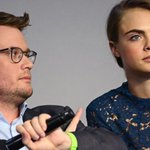 .@Caradelevingne responds to @johngreens defense of her awkward interview http://t.co/lu7DetPlyr http://t.co/7hKJLmPfx2