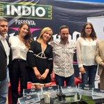Rueda de prensa @Rockporlavida @Ofiely_m @MAXIMA1067FM http://t.co/dm3YL9LcjS