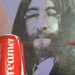 Dreamer @johnlennon @CocaColaCo  #Dreamer ❤️😜👏👏👏🎨 #Art #Pop http://t.co/ExhGgKSJ38