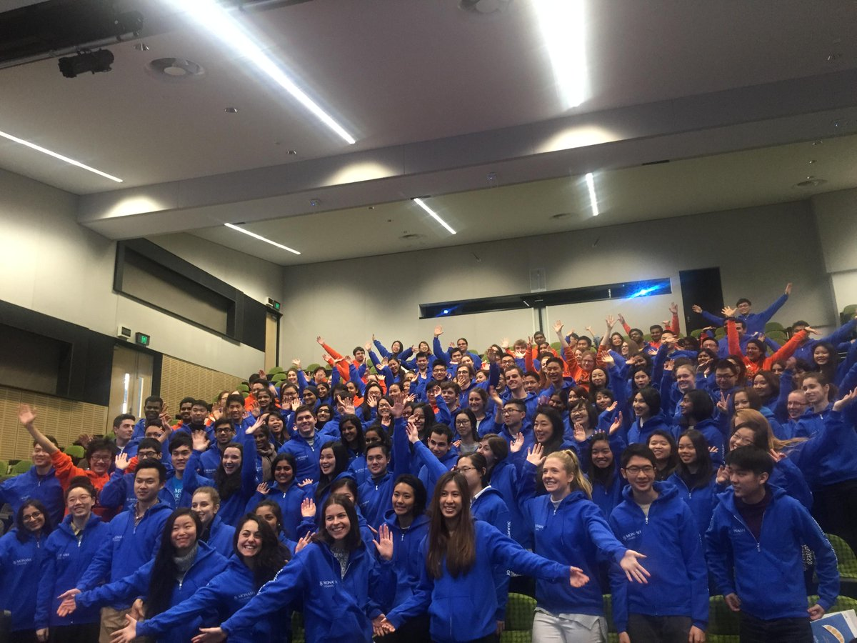 Our ambassadors are ready to welcome you this weekend for #MonashOpenDay. Plan your day: http://t.co/pC7ypt3T3d http://t.co/ffxRgqZTey
