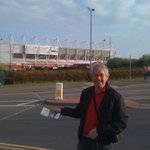 My Dad, Stoke City and me, in that order https://t.co/r1e7HiU4g3 http://t.co/vlrUFus1Df