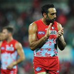 Captains of all 18 #AFL clubs make joint plea for fans to stop booing Adam #Goodes http://t.co/Cb8TBwPpWU (Photo:AAP) http://t.co/VA3doEDDk1