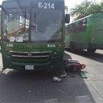 Motociclista atropellado en Av. Chamizal al cruce con Federico Medrano http://t.co/hNtA2d9ptd
