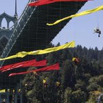 Judge rules Greenpeace activists dangling from bridge in Portland must pay $2,500 per hour http://t.co/0LoDl9i29m http://t.co/4sMZ0cWAIU