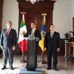 Agradezco la confianza y oportunidad del gobernador de Jalisco @AristotelesSD en nombrarme @STPSJALISCO http://t.co/OHX9idixAv
