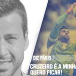 Surpreendido por informação de interesse do Palmeiras, Fábio diz que mantém foco no clube ► http://t.co/RcPcvfM2cZ http://t.co/vctumm8IPi