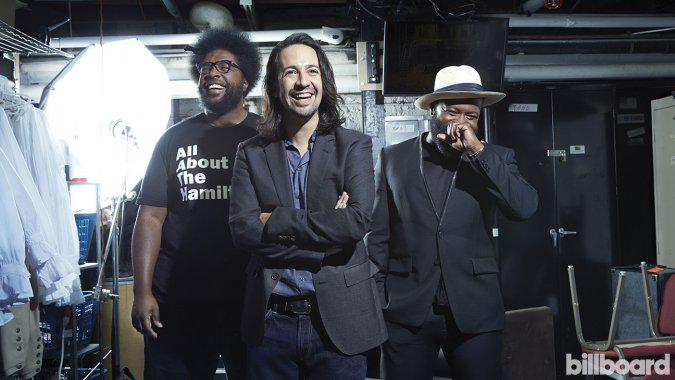 Hamilton: Lin-Manuel Miranda, Questlove, Black Thought on the Broadway Hit, Barack Obama