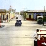 La esquina de Balmaceda con Fco de Aguirre de #LaSerena. http://t.co/p9cMSGYIOX
