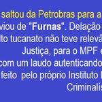 A infinita Lava Jato é aleatória? Não. Tudo que possa envolver o PSDB é afastado do processo. http://t.co/4FPxFVAy6e