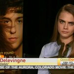 Listen To #PaperTowns @CaraDelevingnes Most Cringe-Worthy Interview Ever (WATCH NOW) http://t.co/5mpW7KqUN8 http://t.co/tmXW5r5dMI