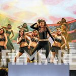 RT @Allupdatez: @taapsee Performing on stage At #FilmFareAwards 2015 -->