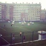 Вот он футбол по-университетски ⚽😀 http://t.co/mVUGkCpb59