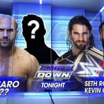 STILL TO COME: @WWECesaro needs to find a partner against @FightOwensFight and @WWERollins! #SmackDown http://t.co/GSBbb5XTcj