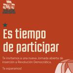 [Inserción] Ven a Conocer mas de @Rdemocratica en #LaSerna #Coquimbo. 7 de Agosto/7PM. Calle Vicuña 535. http://t.co/aR85xoNLRo