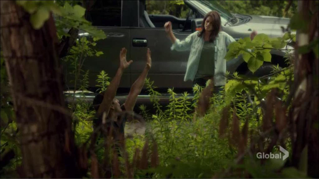 Haha the poison Ivy Dance haha love it so priceless #RBParty @Rookiebluetv @RookieBlue_ABC http://t.co/vBvhqGhmq3