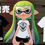 """『スプラトゥーン』新作Tシャツの先行販売も! 8月1日より渋谷でTシャツ展示会""""EDITMODE GAME T-SHIRT EXHIBITION""""が開催 http://t.co/L7uj8ITuQO http://t.co/k3gABrtZQX"""