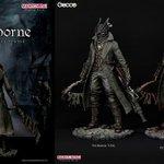 『Bloodborne』狩人の1/6スタチューが登場。ノコギリ鉈が変形可能で、獣の返り血を浴びた数量限定版も http://t.co/lrD5B14fXK http://t.co/YJbhdc58Li