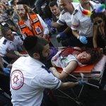 Un ultraortodoxo apuñala a seis personas en el desfile del Orgullo Gay en Jerusalén http://t.co/jUHvF8YvpS http://t.co/KJzayO5cKP