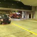 Plastic bag containing powder found in Terminal at PBIA. Test shows its harmless. @CBS12 http://t.co/66IZTlKRzX