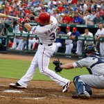 Rangers for the win! Josh Hamilton homers and later drives in game-winning run as Texas beats New York, 7-6.