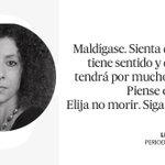 "Columna | Instrucción 4, por Leila Guerriero http://t.co/jhqnXrJtG9 ""Sienta que nada tiene sentido"" http://t.co/vCwTvnPkEt"