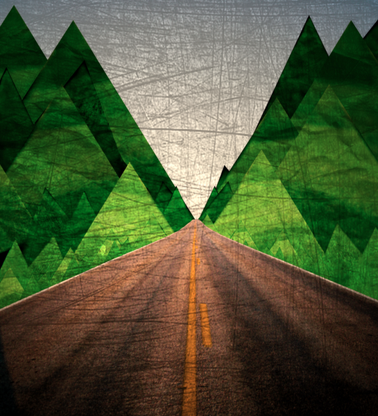 RT @hitRECord: Your #WeeklyWritingChallenge prompt is to write a road trip story w/ a twist - http://t.co/rF5uMER9LE http://t.co/ix37PQVqC5