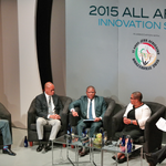 #AAIS2015 Closing Panel: @NBAs Pamela El, @MbalulaFikile, @PatrickGaspard & @CEOThulaniNzima talking sport. http://t.co/QwcXeDuNGr