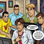 RT @CreativeBloq: New comic book series creates a web designer superhero: http://t.co/MgHRdRzCpe http://t.co/Wmavm7D8Xw