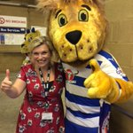 .@ReadingFC fun day now properly underway. I was a little over excited to meet Kingsley http://t.co/PCVSygAz65