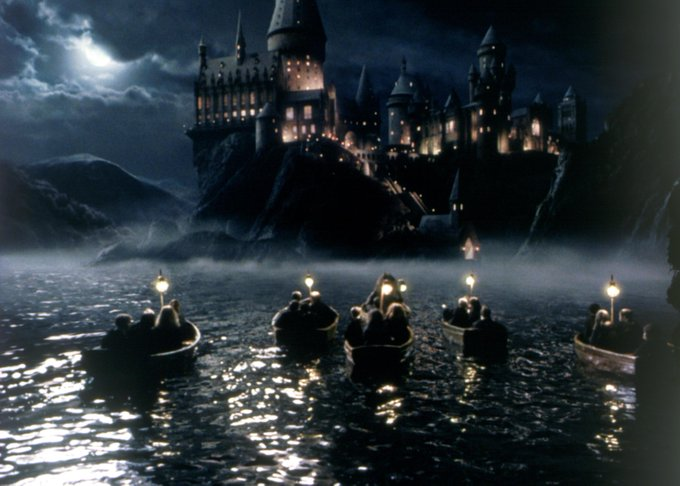 Today we d like to wish a happy birthday to Harry Potter and the author who created his magical world,